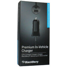 NEW Blackberry Q5 Curve 9380 1.8AM ACC-48181-301 Vehicle Car Charger OEM Retail