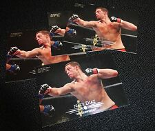 Nate Diaz 2011 Topps Title Shot UFC Trading Card #103 141 Ultimate Fighter 5 141