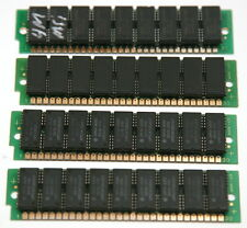 16MB RAM Kit. 4x 4MB 30-pin SIMM. Tested Working 30pin Parity