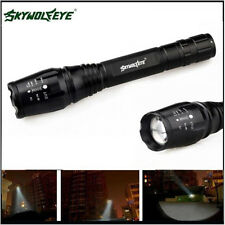 12000LM Zoomable XM-L T6 LED 5-Mode Taschenlampen Taschen-lampe Flashlight Torch