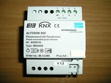 ALTENBURGER EIB KNX Phase-controlled push-dimmer, ALTODIM 600, New!!!