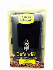 Auhtentic OtterBox Defender Series Case & Holster for Galaxy S7 edge - Black