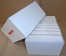 "Box of 1000 #8 Glassine stamp Envelopes 4 ½"" x 6 5/8"" westvaco cenveo jbm"