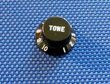 EVH Striped Series Tone Guitar knob control guitar part Van Halen BLACK