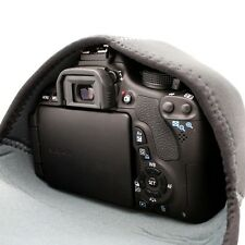Neoprene Pouch Case Cover Bag for Canon EOS Rebel 450D 500D 550D 600D 650D