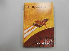 SIGNED The Byworlder by Poul Anderson (1978, Gregg Press HC)! RARE AND NM!