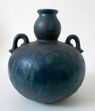 70s Ruscha Keramik Vase amazing glaze west german fat lava pottery Otto Gerharz