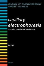 Journal of Chromatography Library: Capillary Electrophoresis : Principles,...