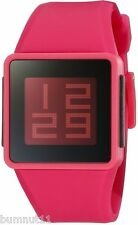 Authentic Nixon Newton Digital Red Watch. NIB, RRP $179.95. A137 220
