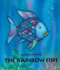 The Rainbow Fish by Marcus Pfister (1999, Board Book)