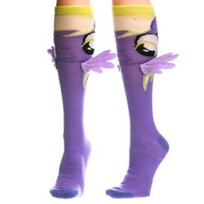 Official Derpy Hooves Muffins Pony Knee High Socks with Wings - My Little Pony