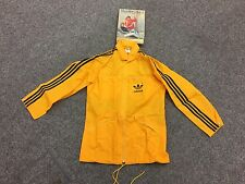 Vintage Adidas Allweather Jacket. 1970's. Made In Philippines. XXS. Deadstock