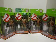 Ghostbusters Action Figures Abby Erin Jullian Patty Build ROWAN Lot Free Shiping