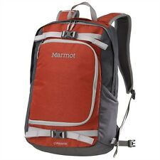 NEW 2015 MARMOT CURBSIDE BACKPACK 1280ci. RUSTED ORANGE/SLATE GREY