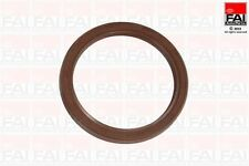 Crankshaft Crank Oil Seal for VAUXHALL VECTRA 1.6 X16SZR/X16XEL B Gearbox FAI