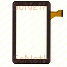 "Touch screen CS-CTP900010 9,0"" vetro Digitizer Nero"
