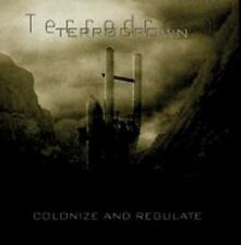 TERRODROWN Colonize and Regulate CD