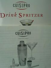 Cuisipro Stainless Steel 5 Piece  Bar  Set