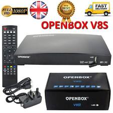 GENUINE OPENBOX V8S HD Freesat PVR TV Satellite Receiver Smart Set Top Box
