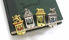 Harry Potter Hogwarts House Bookmarks The Noble Collection Official New