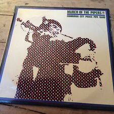 edinburgh police pipe band (iain mcleod) march of the pipers import l.p.