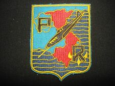 Indochina War Patch FRENCH Air Force PR 482 At BIEN HOA Air Base