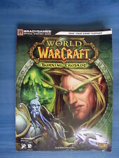 guide stratégique officielWORLD OF WARCRAFT Burning Crusade   en français ) 2007
