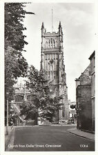 Church From Dollar Street, CIRENCESTER, Gloucestershire RP