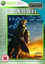 Halo 3 Classics Xbox 360 Action Game Xbox Exclusive Brand New Sealed Pegi 15