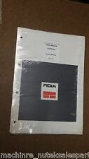 FIDIA CO._COPYING USERS MANUAL_FIDIA M2/M30_MD7086_EDITION 2-11/96