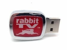 Rabbit TV As Seen O Internet Movies Shows Sports Channels Streaming Demand Stock