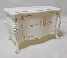 Dolls House Miniatures Handpainted JiaYi Blanket Chest