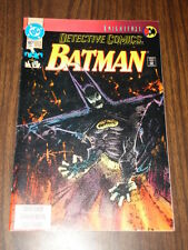 DETECTIVE COMICS #662 BATMAN DARK KNIGHT FN CONDITION JUNE 1993