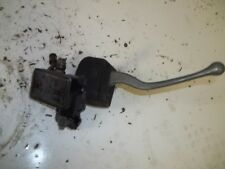 2002 HONDA FOREMAN RUBICON 500 4WD MASTER CYLINDER (DOES NOT WORK)