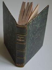 MEMOIRES DE COMMINES AVEC NOTICE BIOGRAPHIQUE ED BELIN LEPRIEUR 1845 BE
