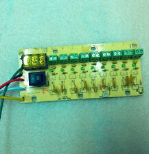 12V Output Switching Power Supply 9CH PCB Circuit Board Automatic Recovery