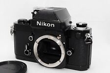 [Exc+++++] Nikon F2 Photomic A BLACK F2A 35mm SLR Film Camera From Japan #194