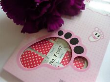 Nail Art Self Adhesive Full Toe Nails Polish Wrap Sticker Red Polka Dot 1007T