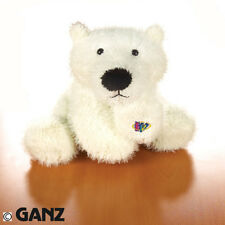 "Webkinz 8.5"" Plush Pet Polar Bear - New with Sealed code"