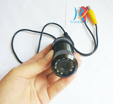 Waterproof 940nm IR night vision spy hidden micro Pinhole HD 100 degree camera
