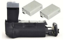 Battery Grip Pack For Canon BG-E8 550D 600D 650D 700D T2i T3i T4i + 2 LP-E8