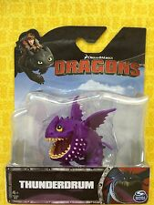 HOW TO TRAIN YOUR DRAGON VARIANT DRAGONS PURPLE THUNDERDRUM THORNADO MINI FIGURE