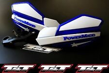 power madd hand guards yamaha banshee handguard N-STOCK powermadd blue white