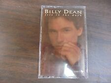 "NEW SEALED ""'Billy Dean"" Fire in the dark    (G)"
