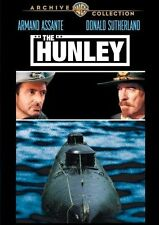 HUNLEY (1999 Donald Sutherland, Armand Assante) - Region Free DVD - Sealed