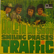 "TRAFFIC - HOLE IN MY SHOE / SMILING PHASES   7""SINGLE (G 579)"