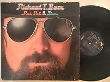 DISCO LP RICHARD T. BEAR - RED, HOT & BLUE - RCA VICTOR 1978 USA VG+/VG-