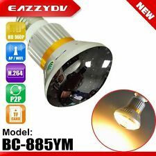 BC-885YM Hidden SPY Mirror Bulb Lamp Camera WiFi P2P IP DVR with 5W Warm Light