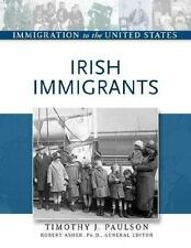 Irish Immigrants (Immigration to the United States)-ExLibrary