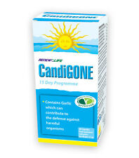 *Renew Life CandiGONE Kit Candida Thrush Cleanse Natural